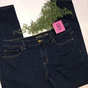 Michael Kors Skinny Jeans Size 10 EUC